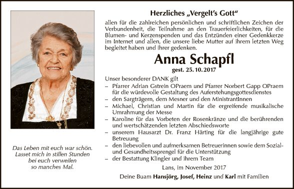 Anna Schapfl
