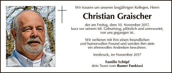 Christian Graischer