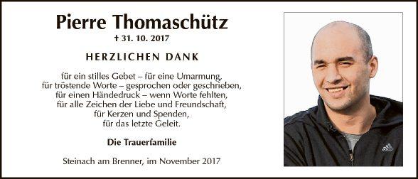Pierre Thomaschütz