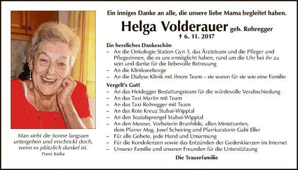 Helga Volderauer