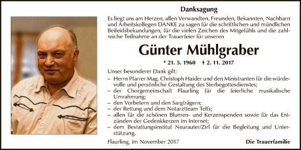 Günter Mühlgraber