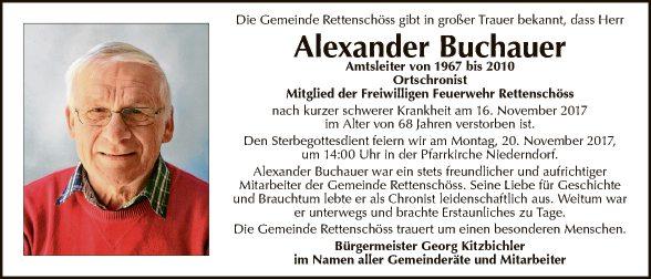 Alexaner Buchauer