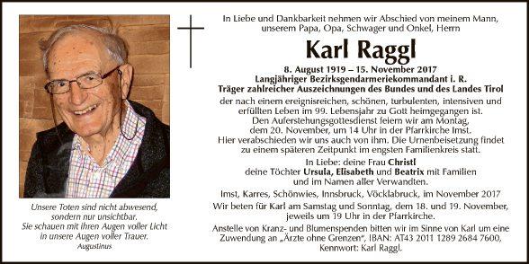 Karl Raggl