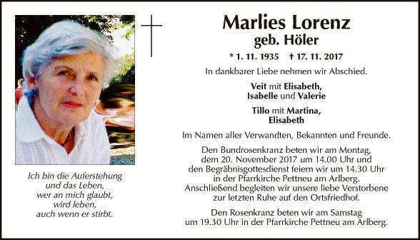 Marlies Lorenz