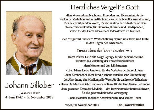 Johann Sillober