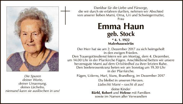 Emma Haun