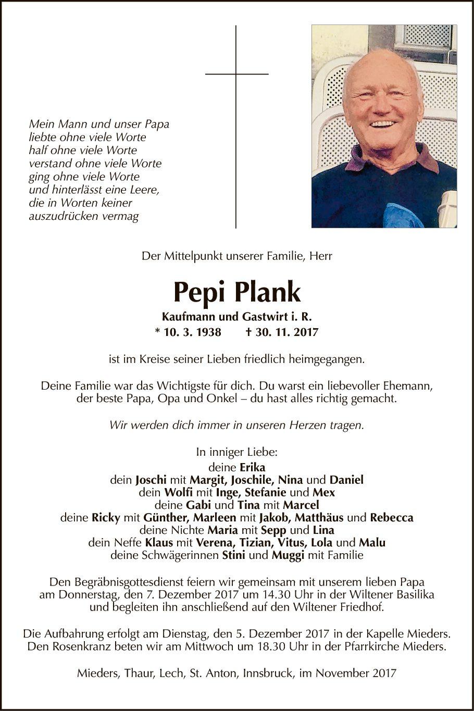 Pepi Plank