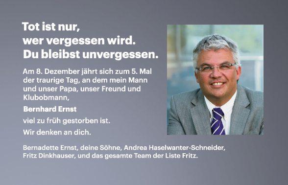 Bernhard Ernst