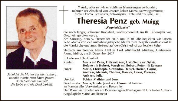 Theresia Penz