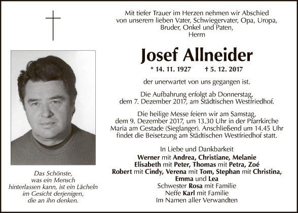 Josef Allneider
