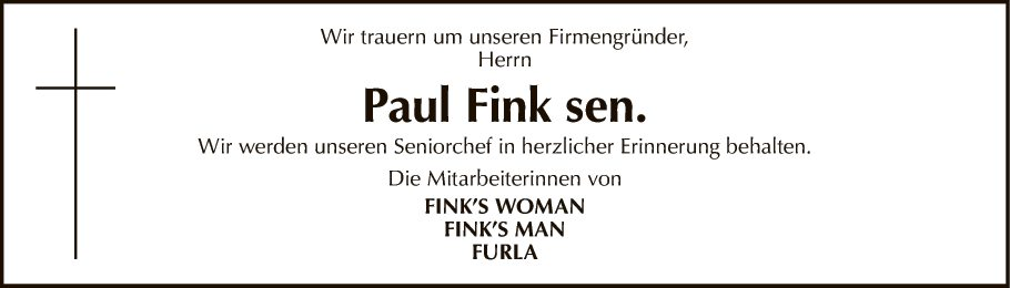 Fink Paul