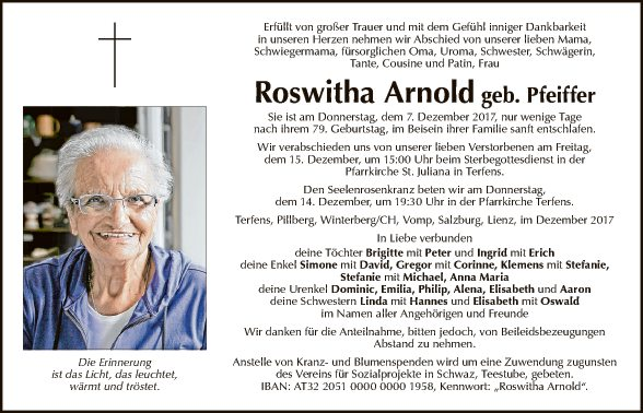 Roswitha Arnold