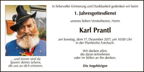 Karl Prantl