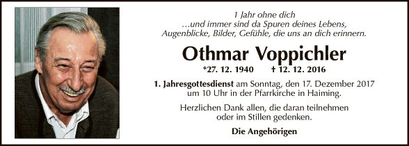 Othmar Voppichler
