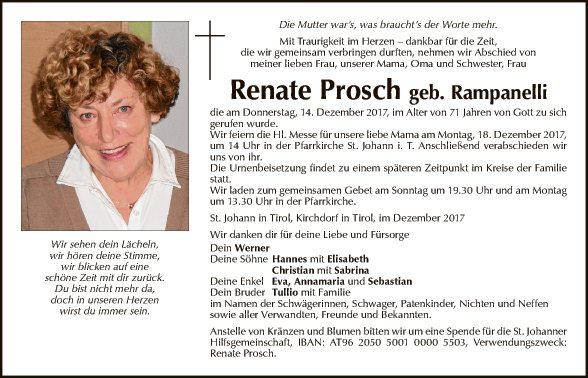 Renate Prosch