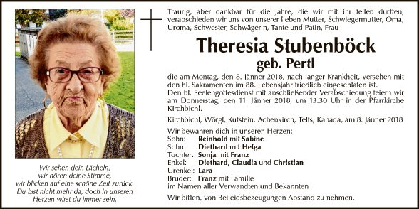 Theresia Stubenböck