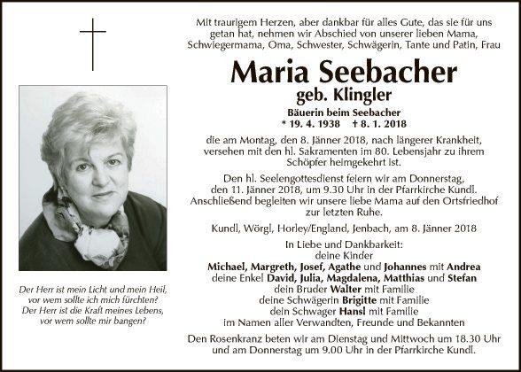Maria Seebacher