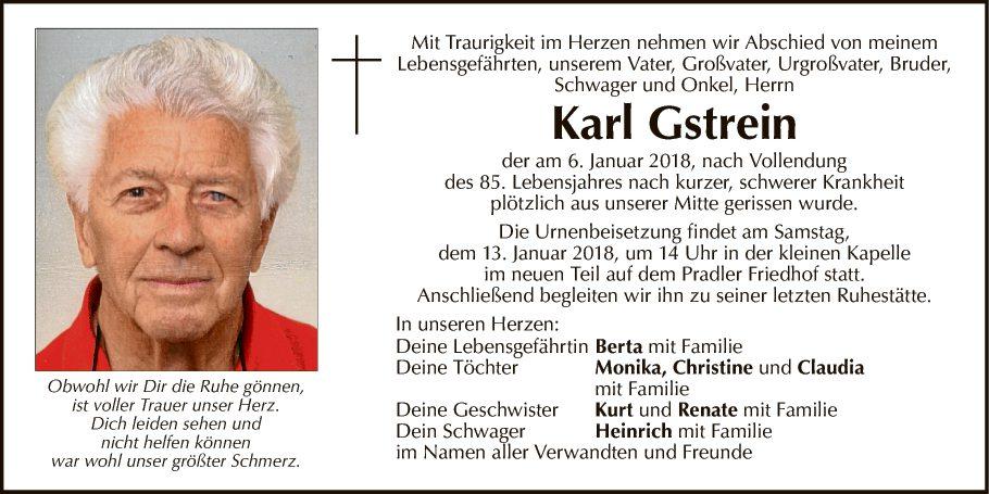 Karl Gstrein
