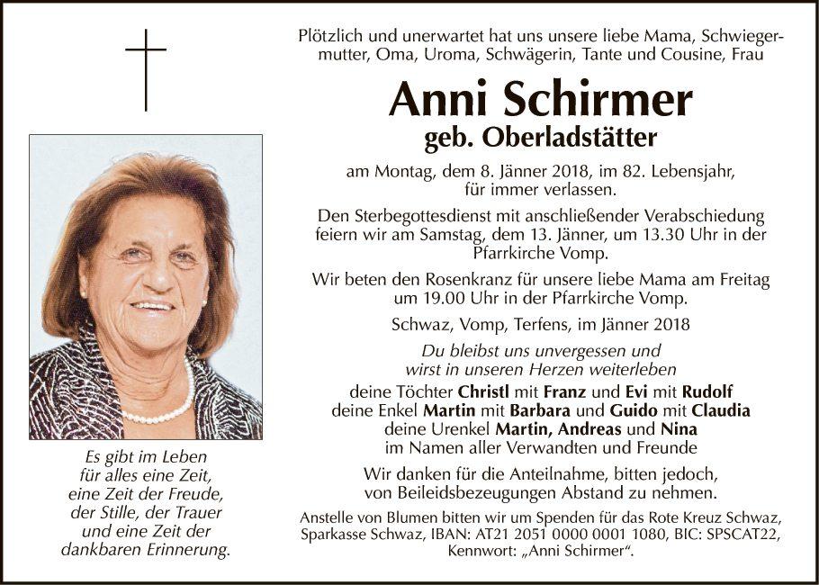 Anni Schirmer