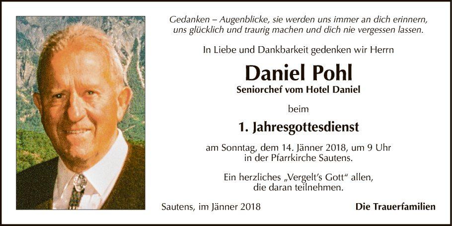Daniel Pohl