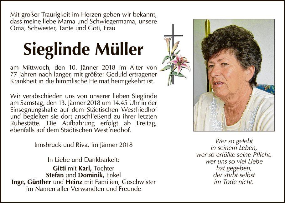 Sieglinde Müller