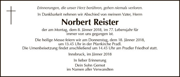 Norbert Reister