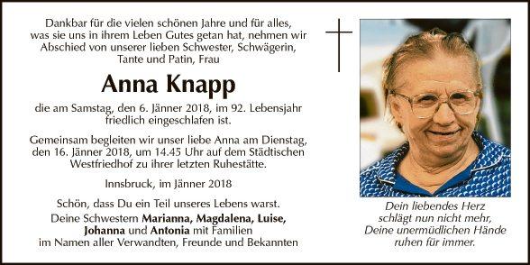 Anna Knapp