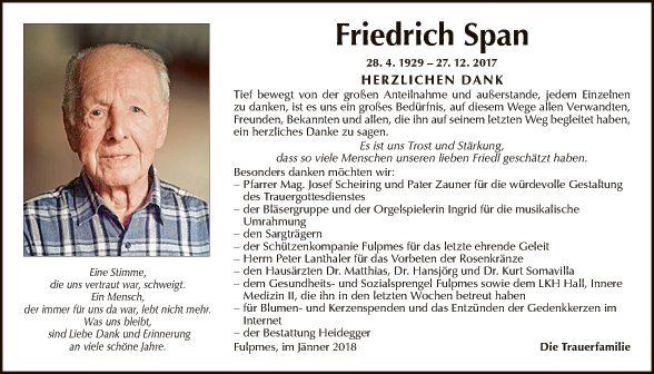 Friedrich Span