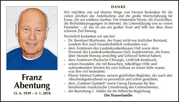 Franz Abentung