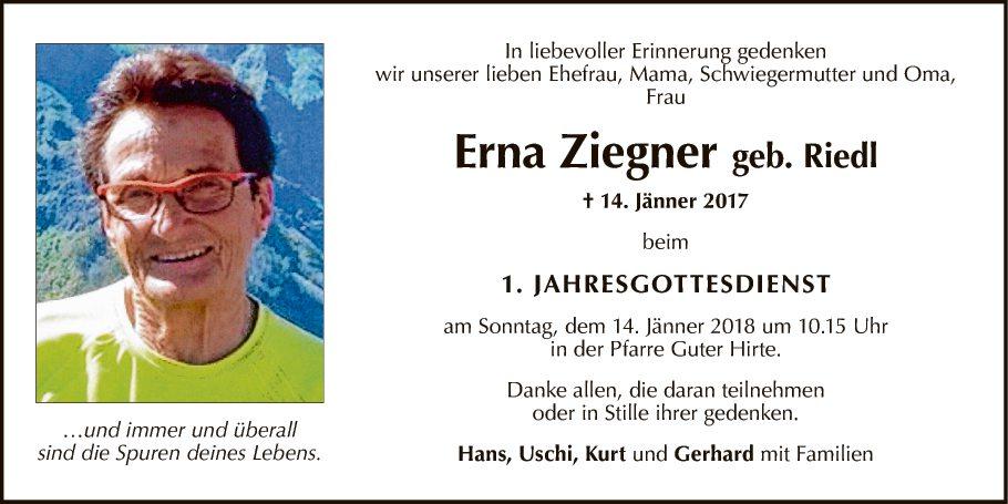 Erna Ziegner