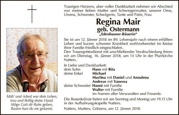 Regina Mair
