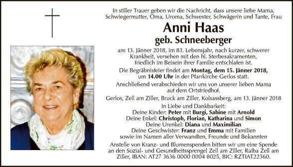 Anni Haas