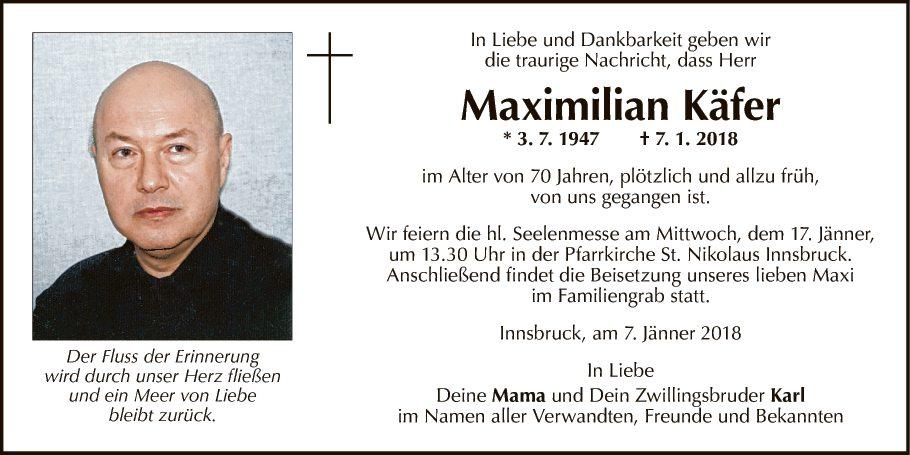 Maximilian Käfer