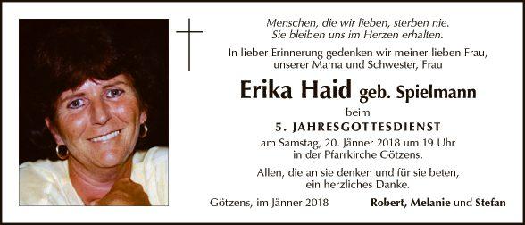 Erika Haid
