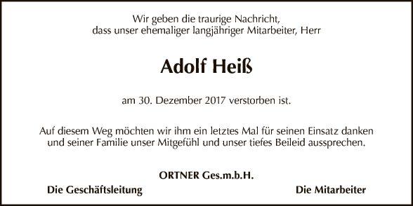 Adolf Heiß