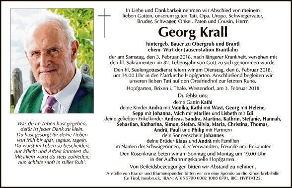 Georg Krall