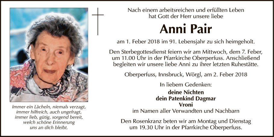 Anni Pair