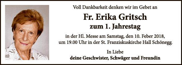 Erika Gritsch