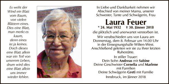 Laura Feuer