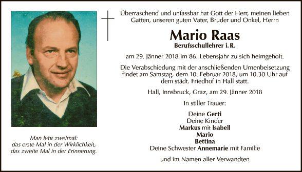 Mario Raas