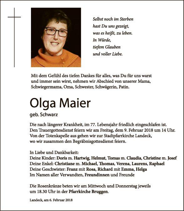 Olga Maier