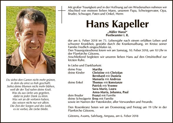 Hans Kapeller