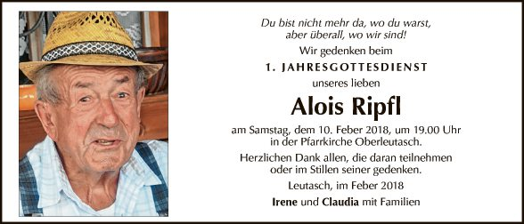 Alois Ripfl