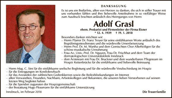 Adolf Grasl