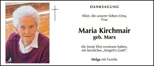 Maria Kirchmair