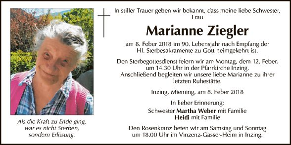 Marianne Ziegler