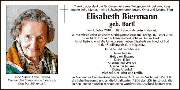 Elisabeth Biermann