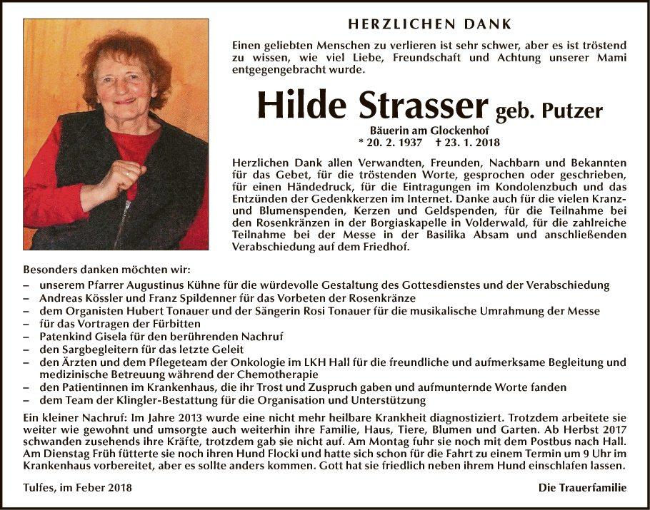 Hilde Srasser