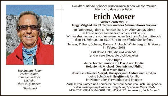 Erich Moser