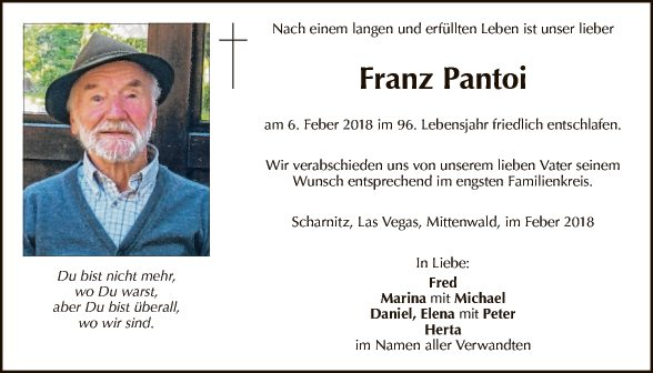 Franz Pantoi
